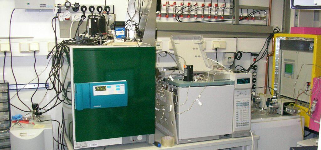 Laboratory at ZOTTO