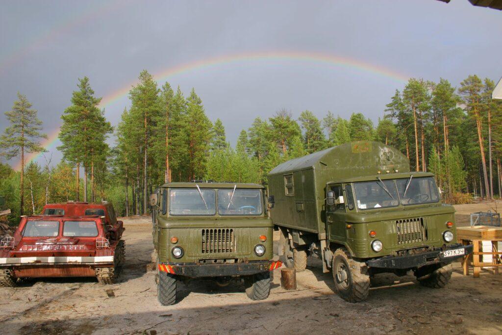 vehicles at ZOTTO